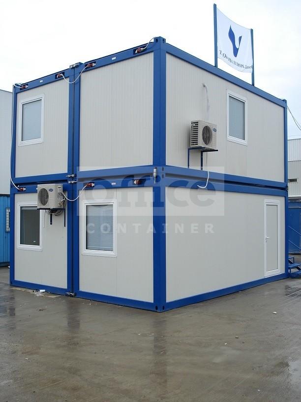 Ansamblu containere dormitor Dacia Pitesti