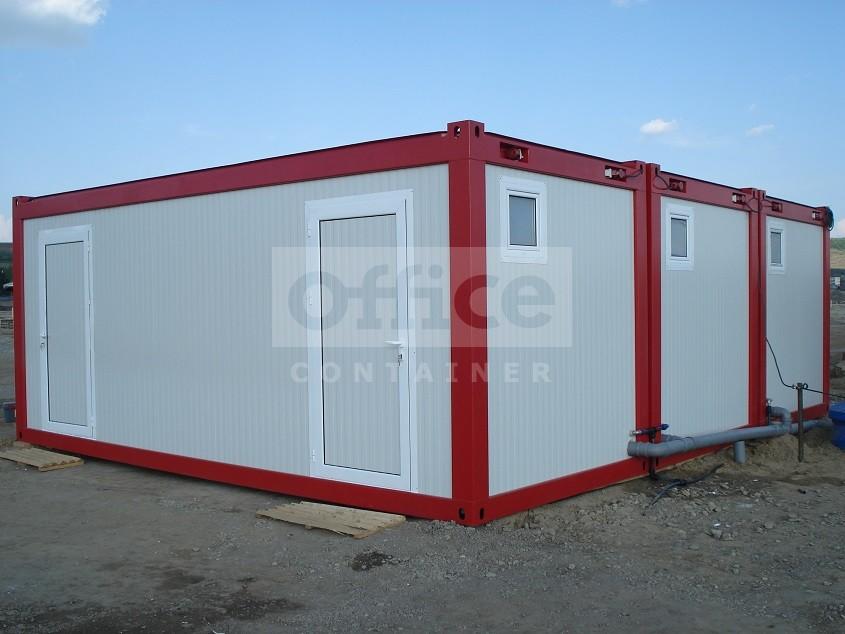 Ansamblu containere tip sanitare Oxo Network Bucuresti