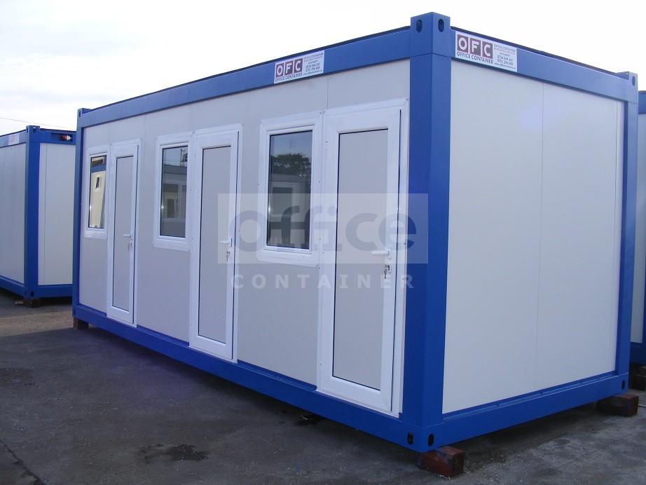 Container dormitor Gamaro Construct Constanta