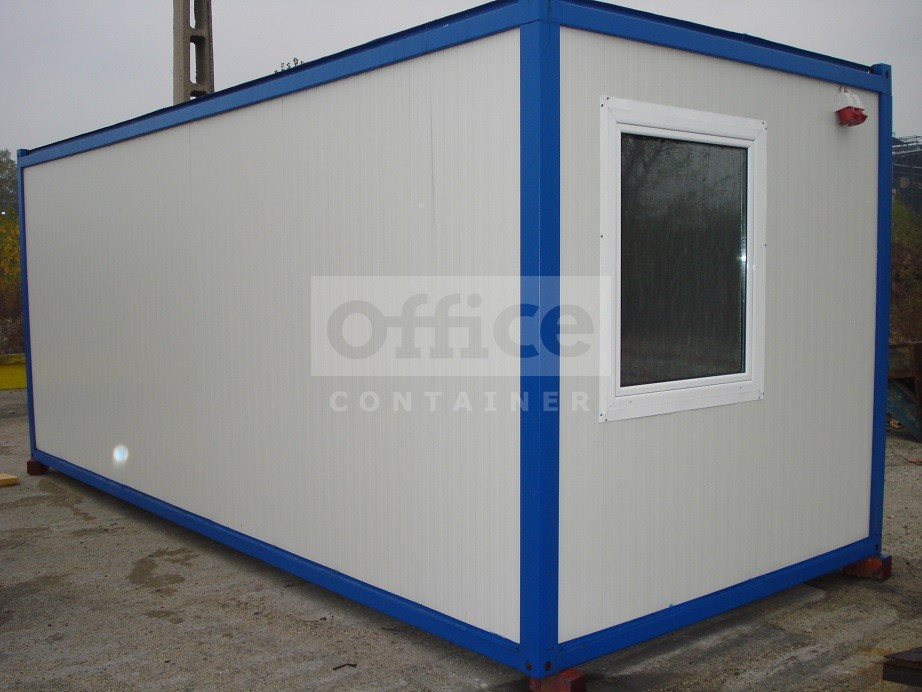 Container sanitar 20 ft Building Astrom Pitesti