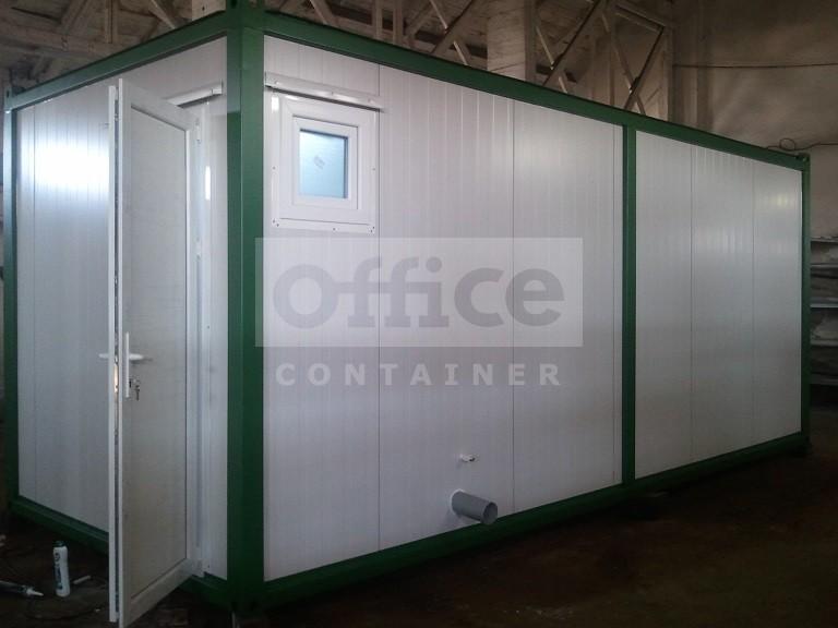 Container sanitar Danski Sinaia