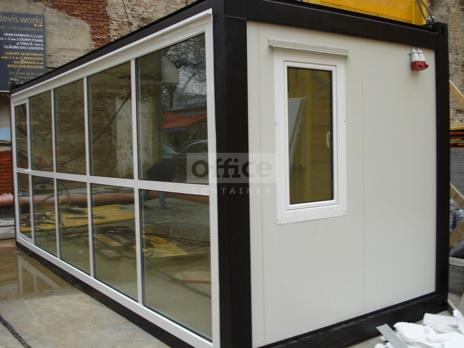 Container Showroom 20 ft Bucuresti