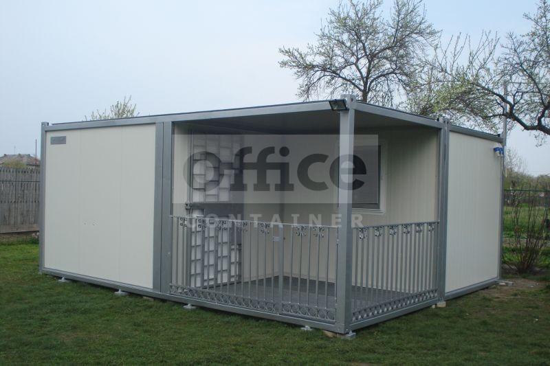 container tip casa de locuit