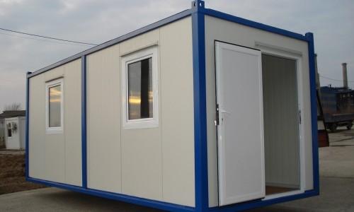 Container tip birou 20 ft Argos Sa Cernavoda